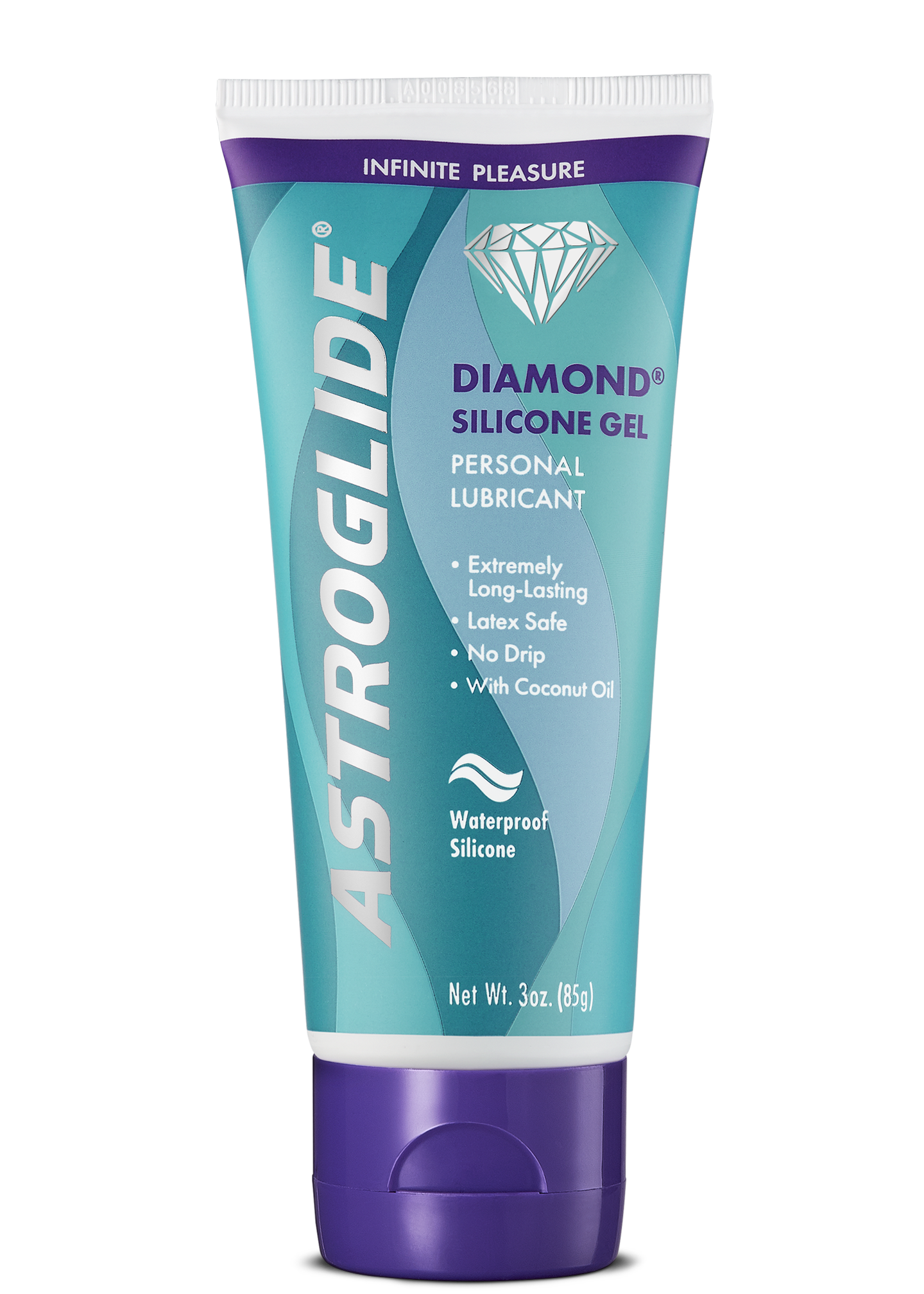 Astroglide Diamond<br/><span>Silicone Gel</span> image