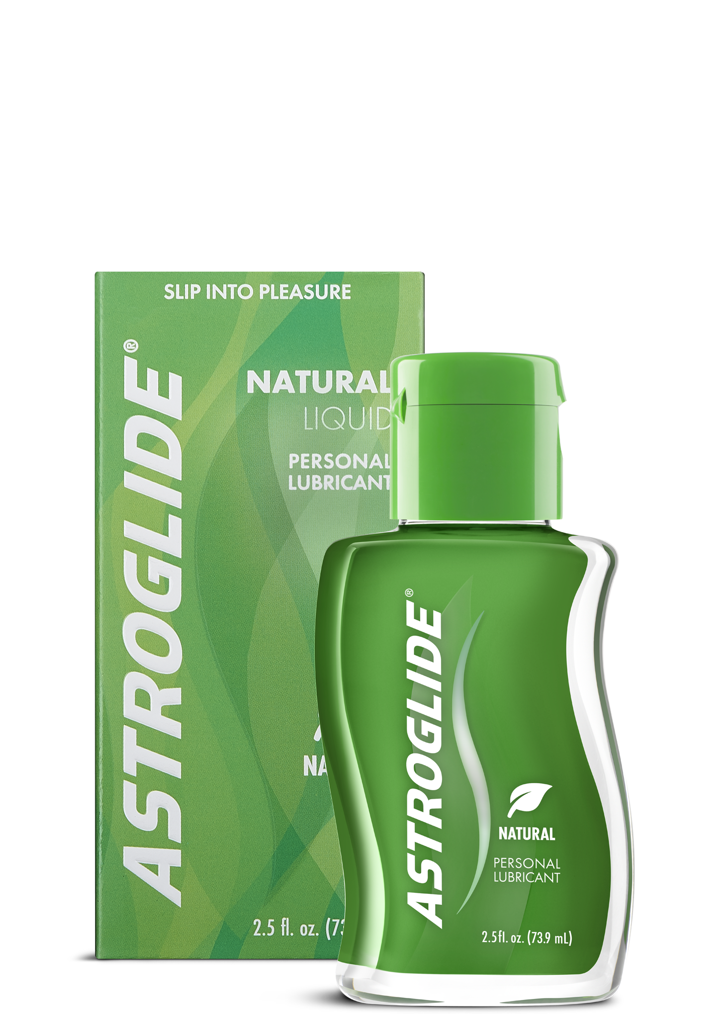 Astroglide<br/><span>Natural Liquid</span> image